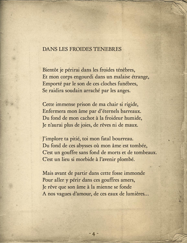 Poèmes Thierry Russo Delattre Photographie
